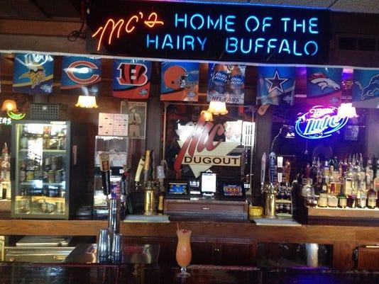 Hairy Buffalo 1