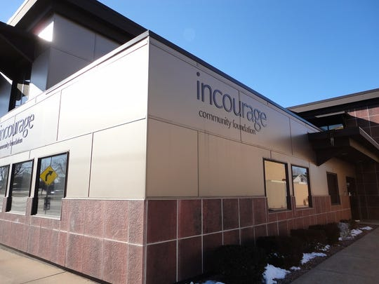 The Incourage Community Foundation building on East Grand Avenue was home to a number of different businesses during the last 75-plus years.