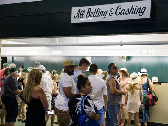 2017 Haskell Day races at Monmouth Park.