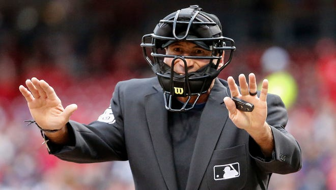 Home plate umpire Angel Hernandez has field a racial discrimination lawsuit against the MLB.