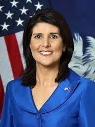 Governor Nikki Haley