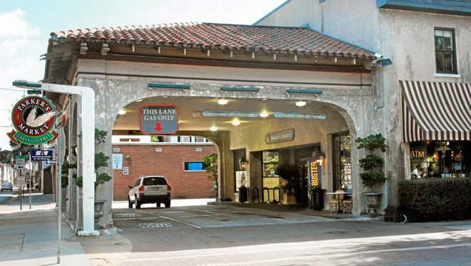 Parker's Market in Savannah, Ga., is located in a renovated automobile dealership from the late 1800s.