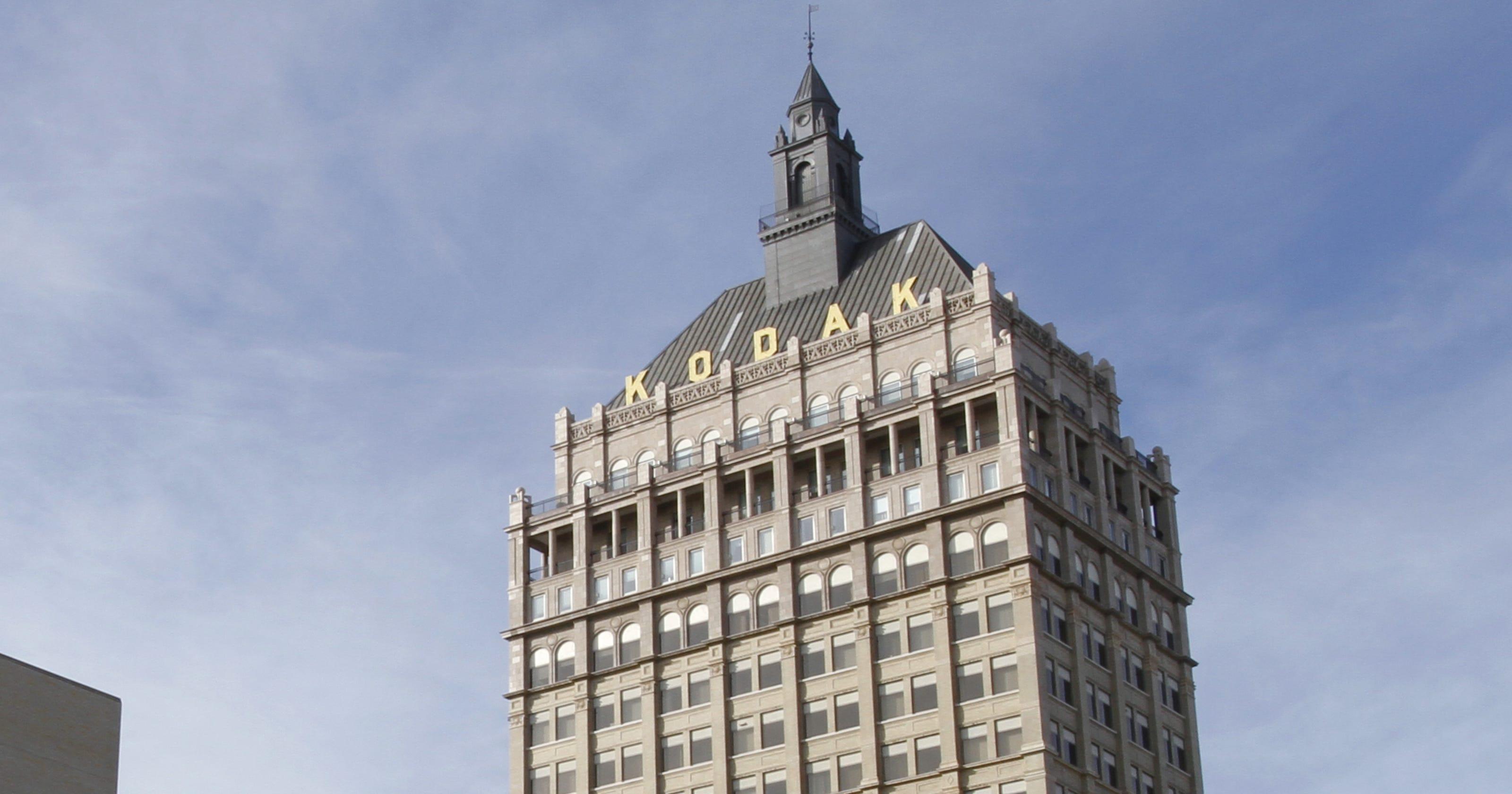 Kodak shares soar as it starts kodak coin cryptocurrency