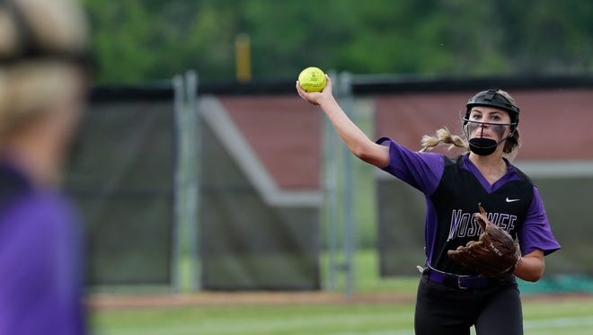 Brooke Wierzbanowski helped the Mosinee softball team to a perfect record in the Great Northern Conference this season and the WIAA state softball tournament.