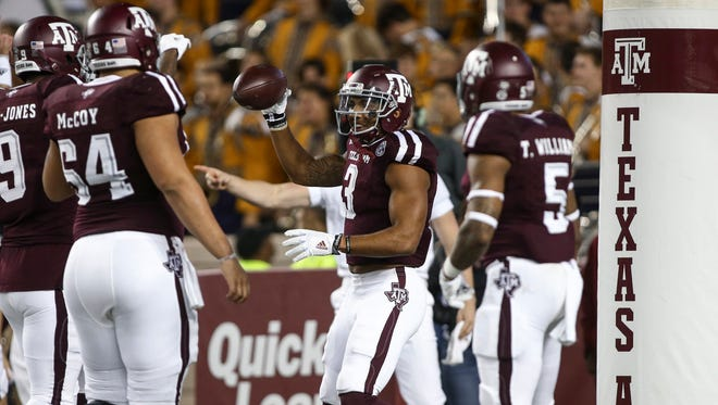 Christian Kirk had a lot to smile about in 2016.