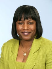 Deborah Stamps, system vice president for quality and
