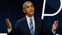"""Former president Barack Obama took to Twitter to share a few stories that """"remind us what's best about America."""""""