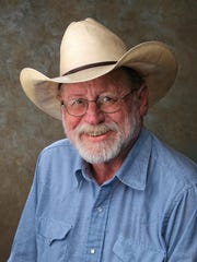Late San Angelo artist Jimmy Don Cox was known for his Western paintings and bronze sculptures.