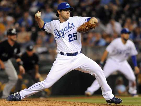 Former FGCU pitcher Casey Coleman last made a major league appearance with the Kansas City Royals in 2014.