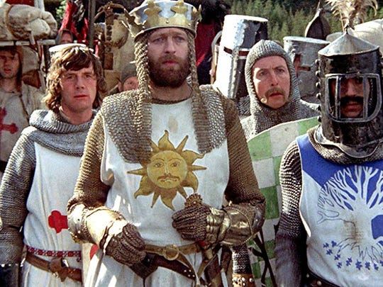 The Capitol Theatre will have a Monty Python double feature Jan. 27.