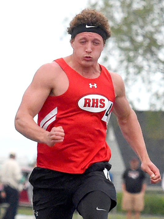 Augusta County Invitational Track Meet