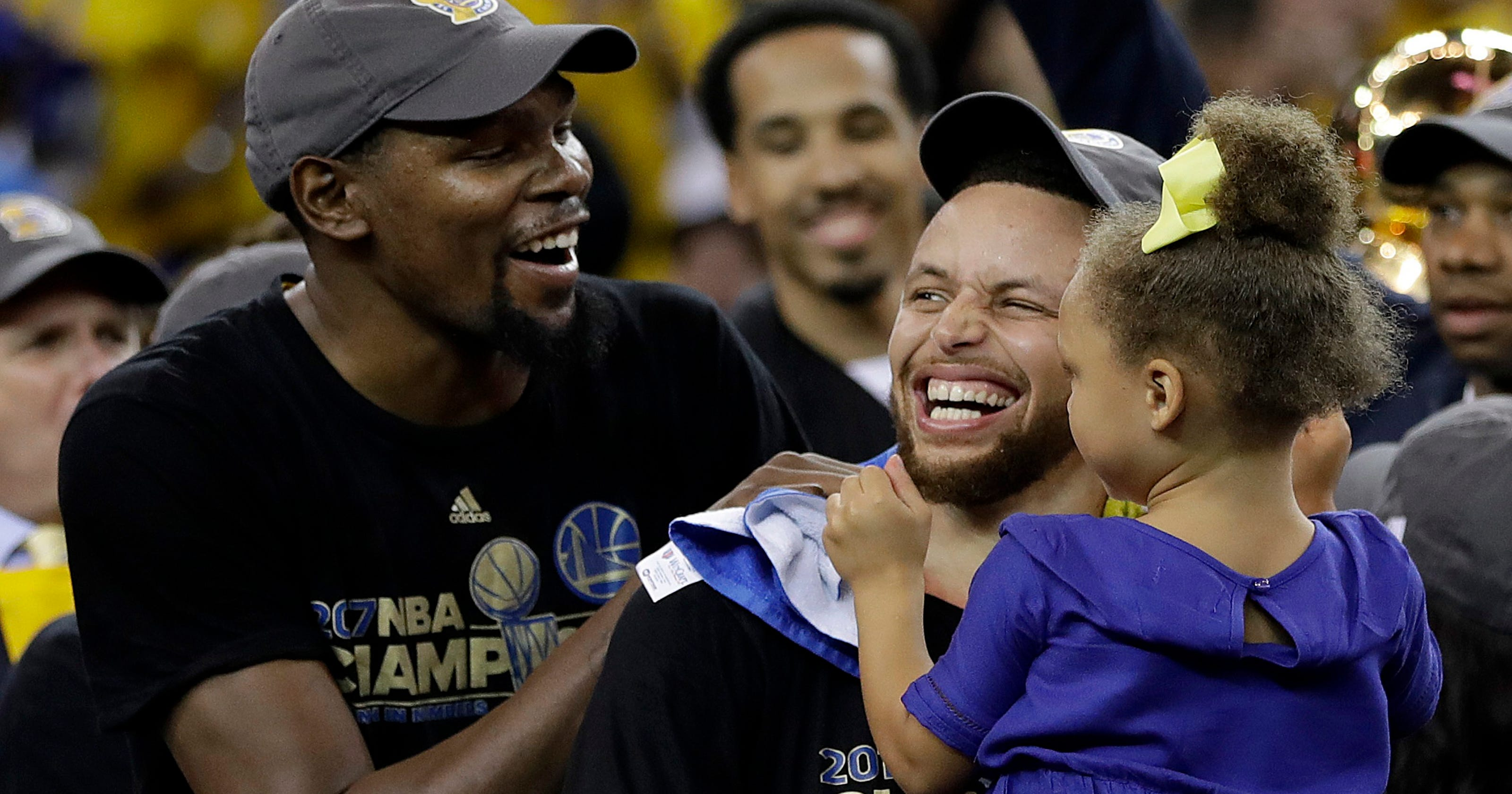 f53f94e94de Fans need to know  What did Kevin Durant say to Steph Curry