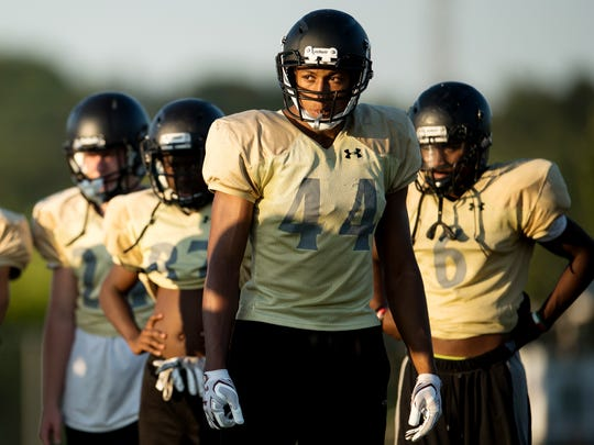 Mt. Juliet's Reggie Grimes is the state's top ranked prospect for 2020.