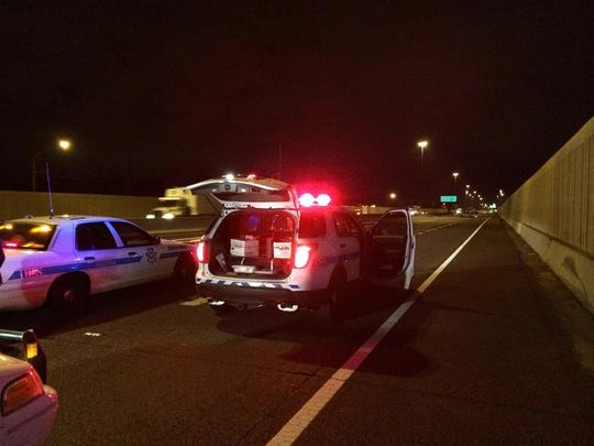 DPS officers shut down I-17 near Camelback Road on