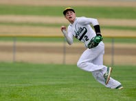James Buchanan's Jared Pine has been selected as the 2017 P.O. Baseball Player of the Year.