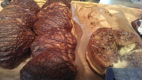 Village Bakery pastries