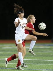 Red Hook defeats Rhinebeck 2-1 during the Mid-Hudson
