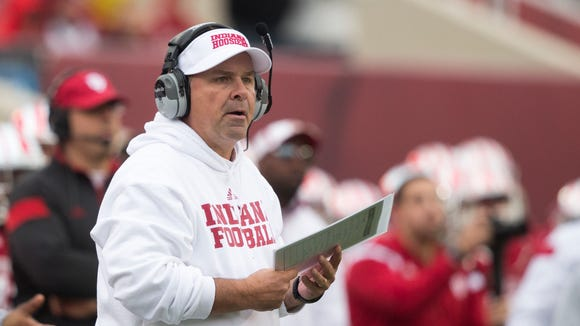 IU coach Kevin Wilson is putting the finishing touches on his 2015 recruiting class.