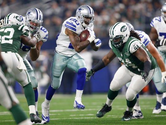NFL: New York Jets at Dallas Cowboys