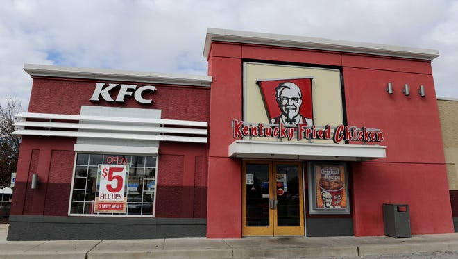 KFC plans to test plant-based chicken in U.K. and Ireland.