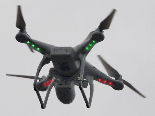 AP DRONE RULES A FILE USA NY