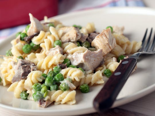 Tuna casserole has long been a staple of the American