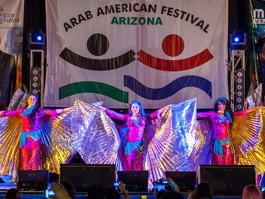 The Arab American Festival will showcase traditions and diversity of Arab-American cultures.