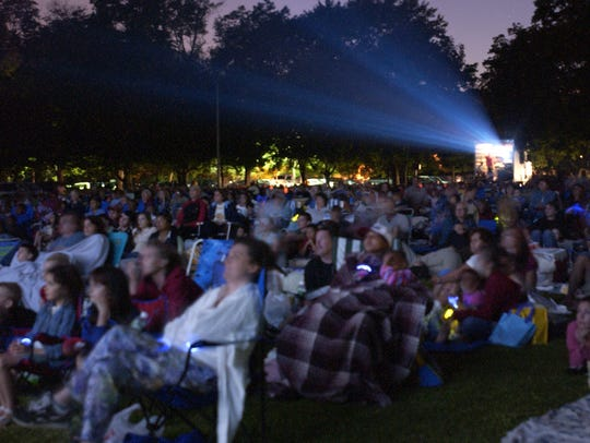 Westchester County Parks Screenings under the Stars