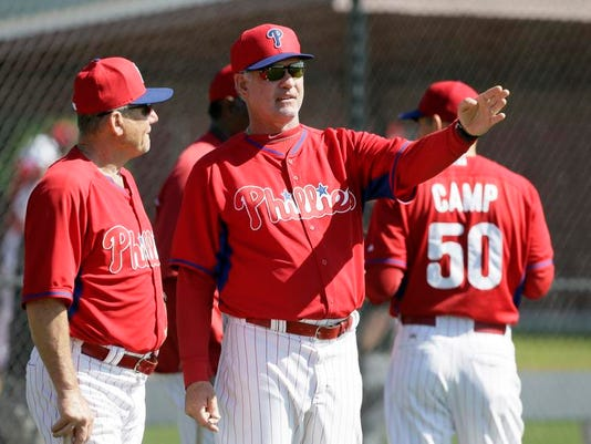 Phillies Spring Baseball