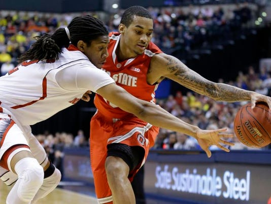 B10 Ohio St Nebraska Basketball