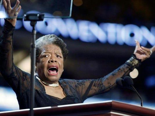 Obit Maya Angelou