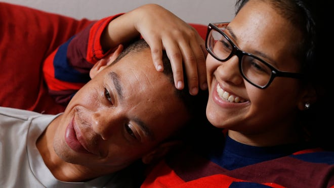 Karon, a victim of bullying, settles against Angeliz Marrero, the teen who has championed his cause in the aftermath of Karon's videotaped beating at the hands of young people.