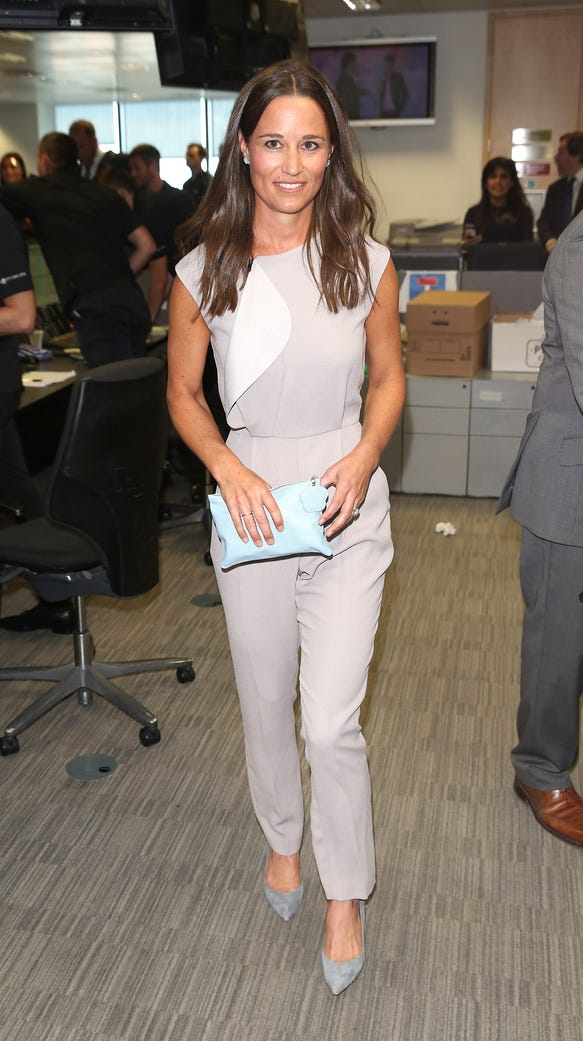 Pippa Middleton attends the BGC Annual Global Charity