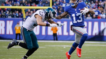 Manning not concerned by Giants' preseason offensive woes