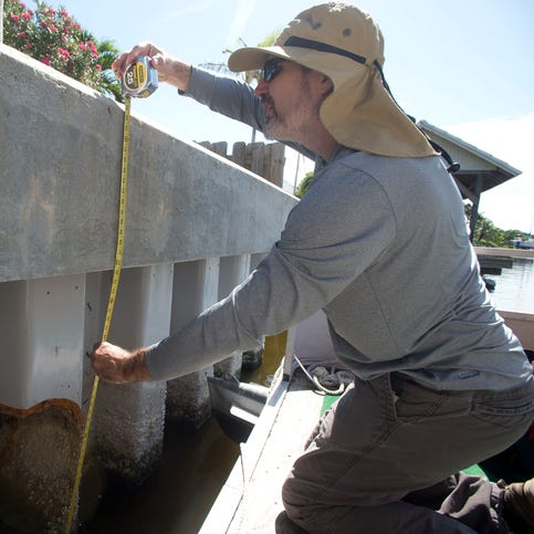 Sea-level rise expert helps Florida cities plan for survival