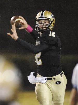 Reese Hannon, a member of the Greer High School Athletic Hall of Fame's Class of 2017, was a North-South all-star and a finalist for Mr. Football.