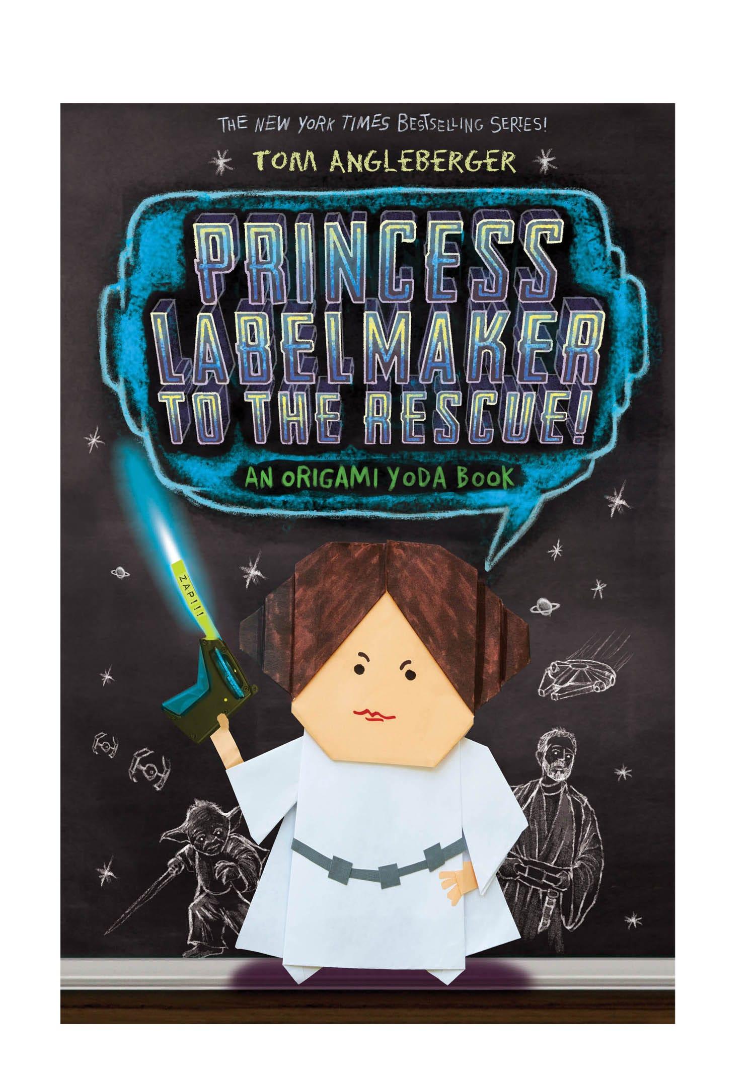 Origami Yoda Series Princess Labelmaker To The Rescue
