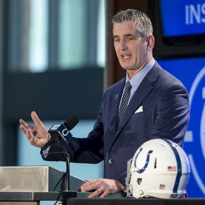 With Colts nearing NFL draft, free agency, stakes haven't been this high for an offseason since 2012