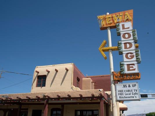 Tewa Motel