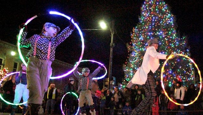 Livingston Christmas Parade 2021 Christmas In The Ville What You Should Know