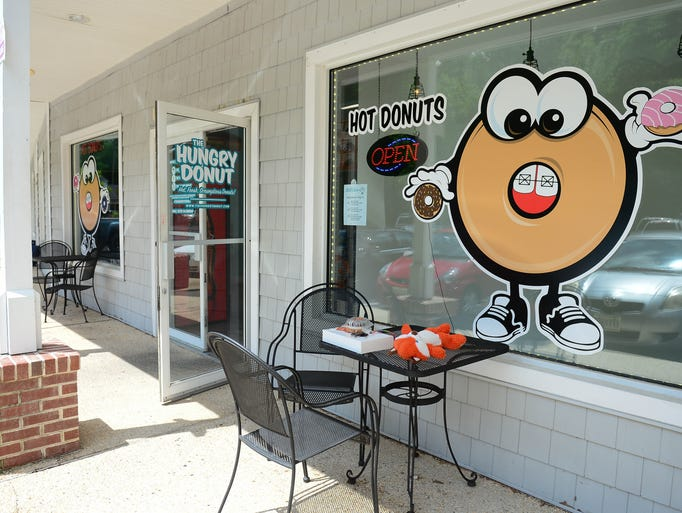 The Hungry Donut located in Ocean Pines offers a wide