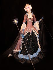 """Frank Ballard, Queen of the Night on a Cloud from """"The"""