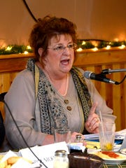 Embattled Okaloosa County Schools Superintendent Mary Beth Jackson was suspended Friday over her alleged mishandling of child abuse allegations involving teachers at two different schools.