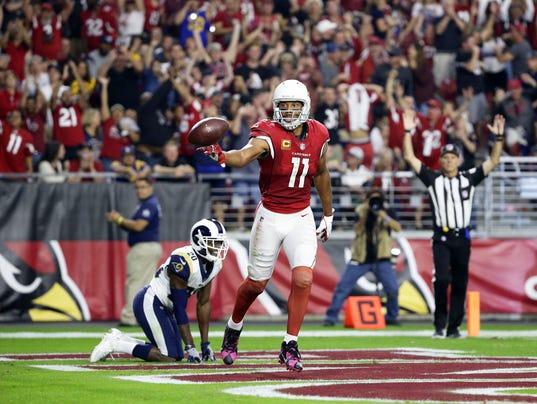 Rams vs Cardinals 2017