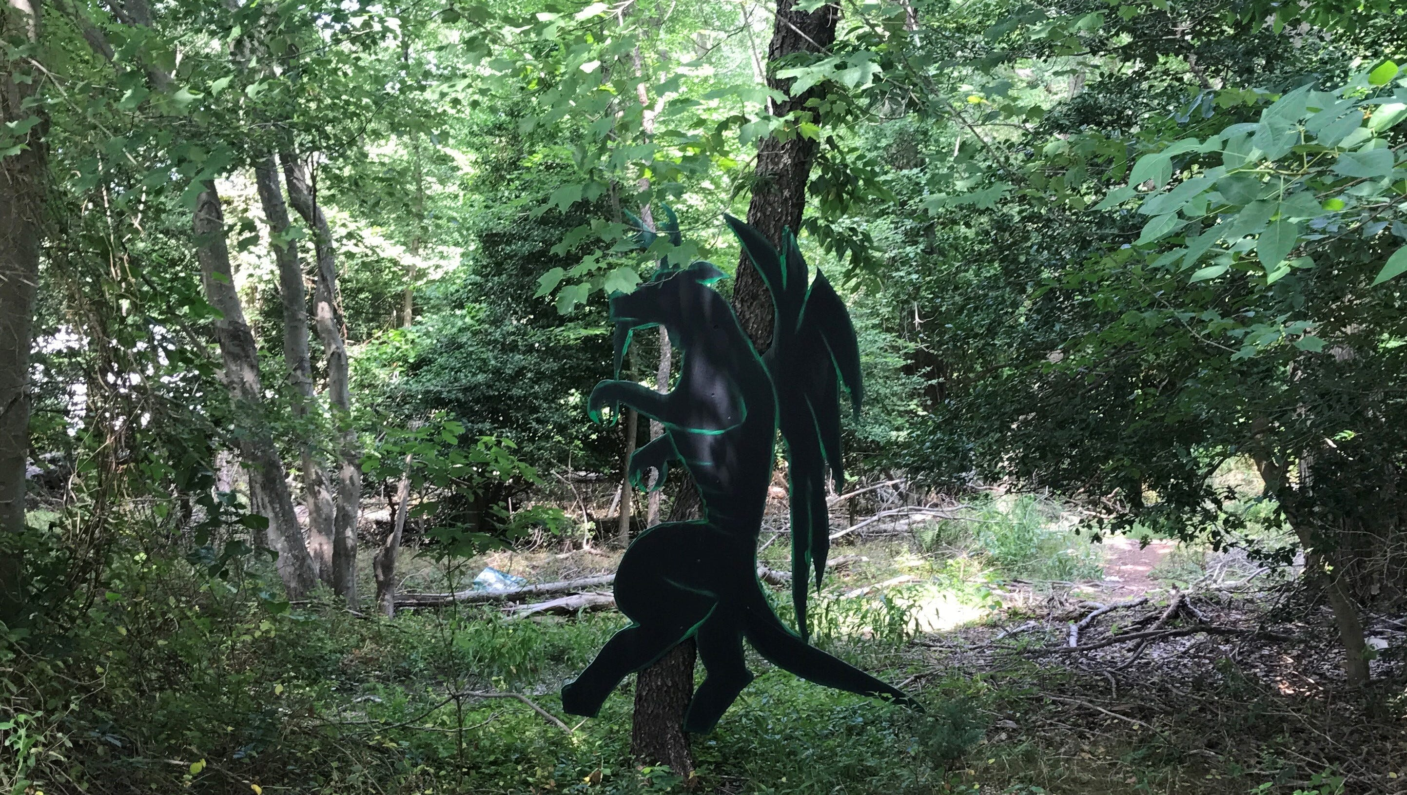 That time the Jersey Devil was feared to be real