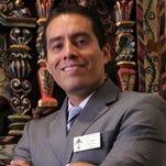 Cristofer Pereyra, Director de Misiones Hispanas de la Diócesis Católica de Phoenix.