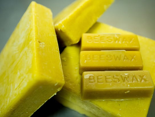 Consistent production of beeswax such as this at Mountain