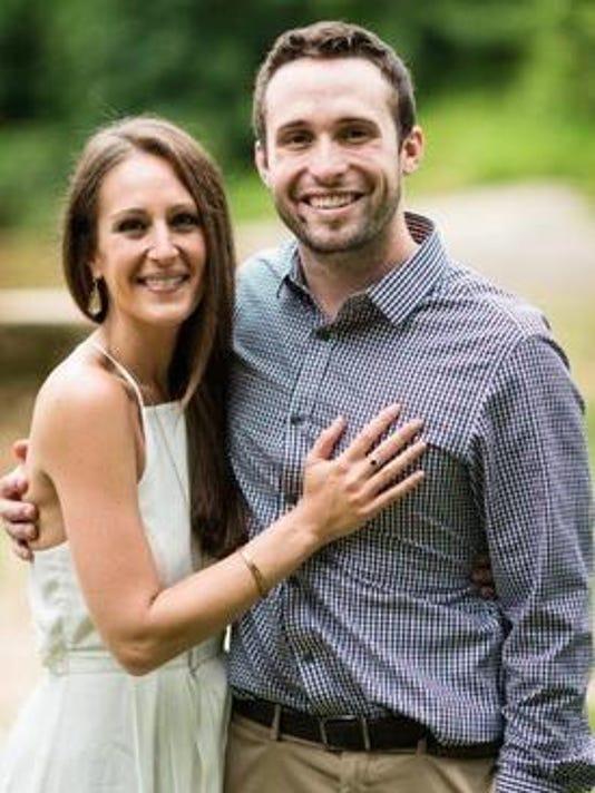 Engagements: Camden Navarro & Carter Massingill