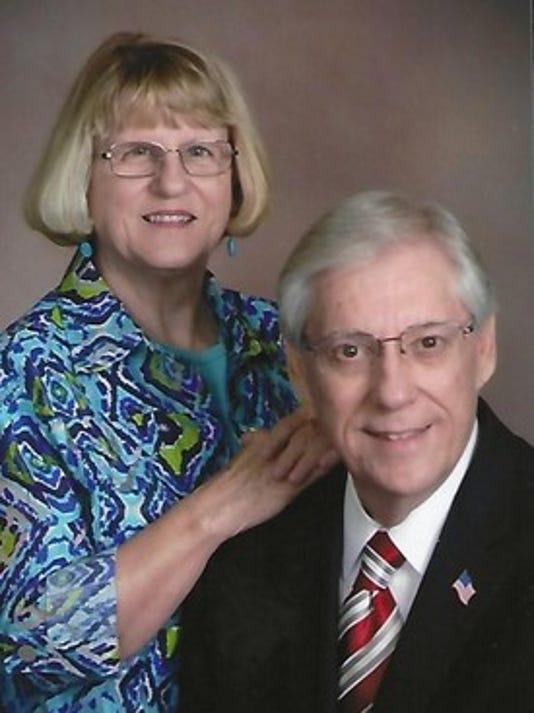 Anniversaries: Marilyn Ferguson & Jim Ferguson