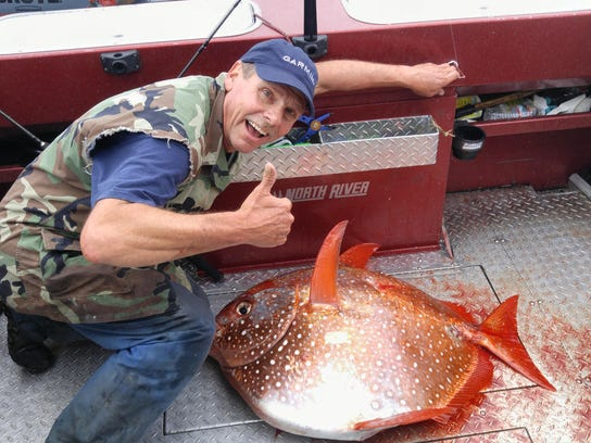 Bizarre catches bring new meaning to term 'hot fishing'